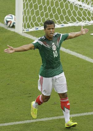 Brazil meets Mexico as 2nd games get started