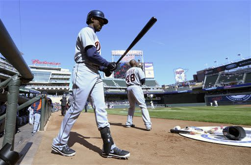 Twins rally past Tigers in 9th for 3-2 win