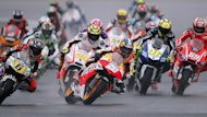 2013, MotoGp Le Mans, Pedrosa, Rossi, Hayden, AP/LaPresse