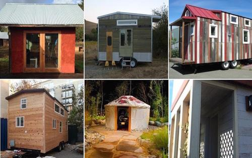 Yurt Alert: Six Tiny Houses You Can Buy Right Now in the Bay Area