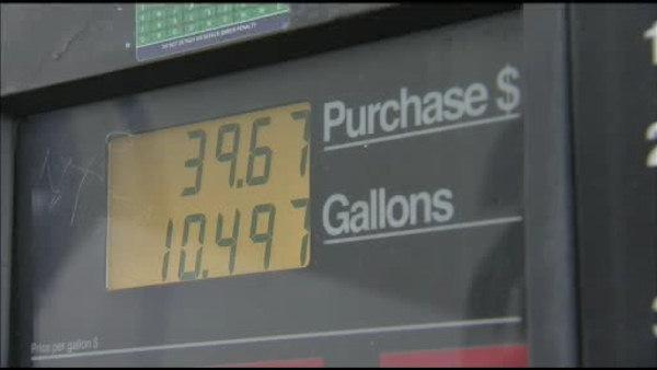 Gas prices surge in Philadelphia region