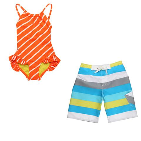 Bright Swimsuits That Stand Out In A Crowd