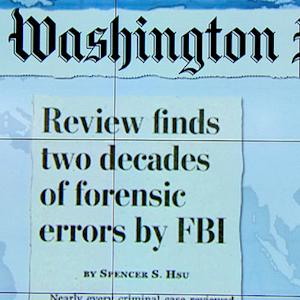 Headlines at 7:30: Massive investigation into FBI forensic errors resumes