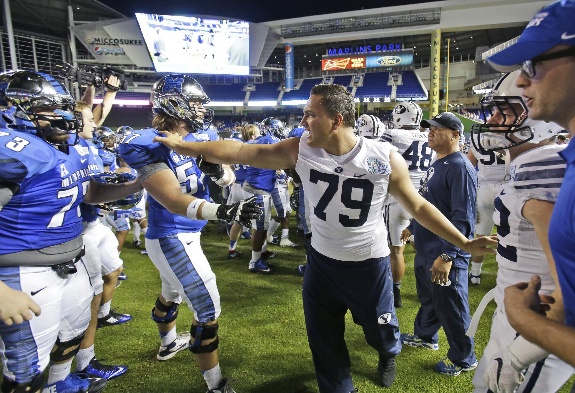 AAC commish, school ADs disappointed in Miami Beach Bowl fight