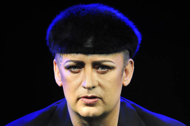 Boy George hurt by backlash over Mexican misquote