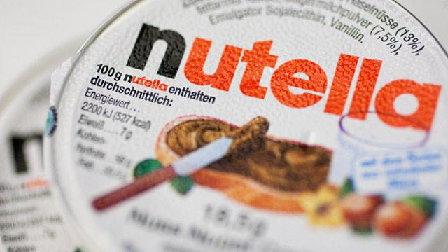 Nutella, After Suit, Drops Health Claims