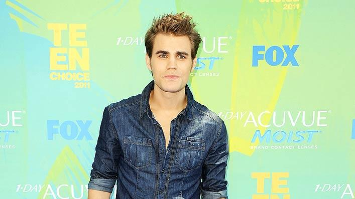 Paul Wesley Teen Choice Awards