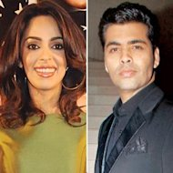 Mallika Sherawat: 'Karan Johar is the perfect bachelor for me'