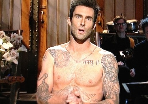 Adam Levine hosts &quot;Saturday Night Live&quot;