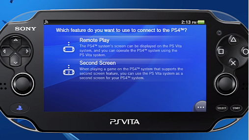 DNP PlayStation Vita firmware adds a smattering of PS4related features video