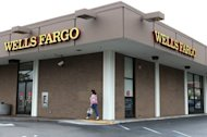 Wells Fargo&#39;s website was experiencing problems Wednesday, after a threat against US banking firms from a group pledging retaliation for an online video which has sparked unrest in the Muslim world
