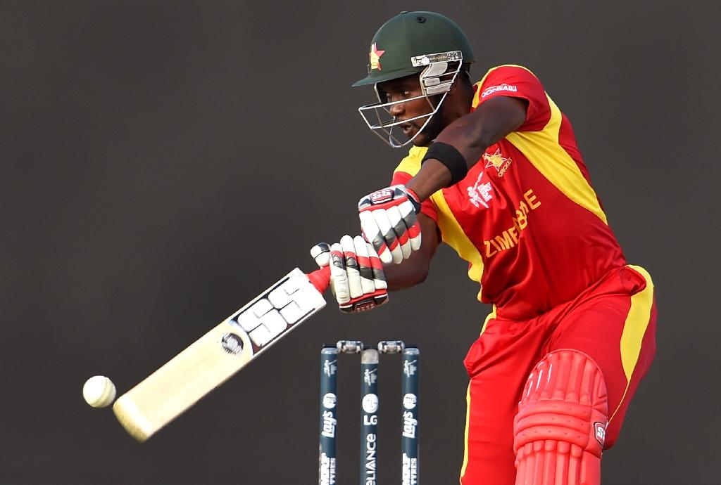 Zimbabwe skipper Chigumbura out of Ireland clash