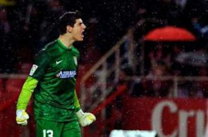 Chelsea goalkeeper Courtois eyeing third loan spell at Atletico Madrid