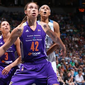 Griner vs Moore Superstar Duel