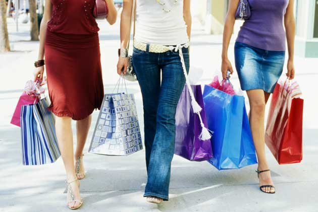 Sie haben viel geshoppt - aber auch das Richtige? (Bild: thinkstock)