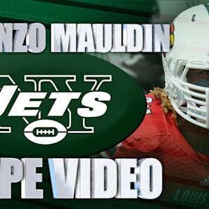Jets Select Louisville DE/OLB Lorenzo Mauldin | NFL Draft Hype Video