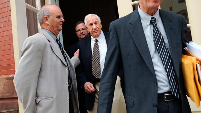 Jerry Sandusky's Alleged Victims Lose Court Bid to Stay Anonymous