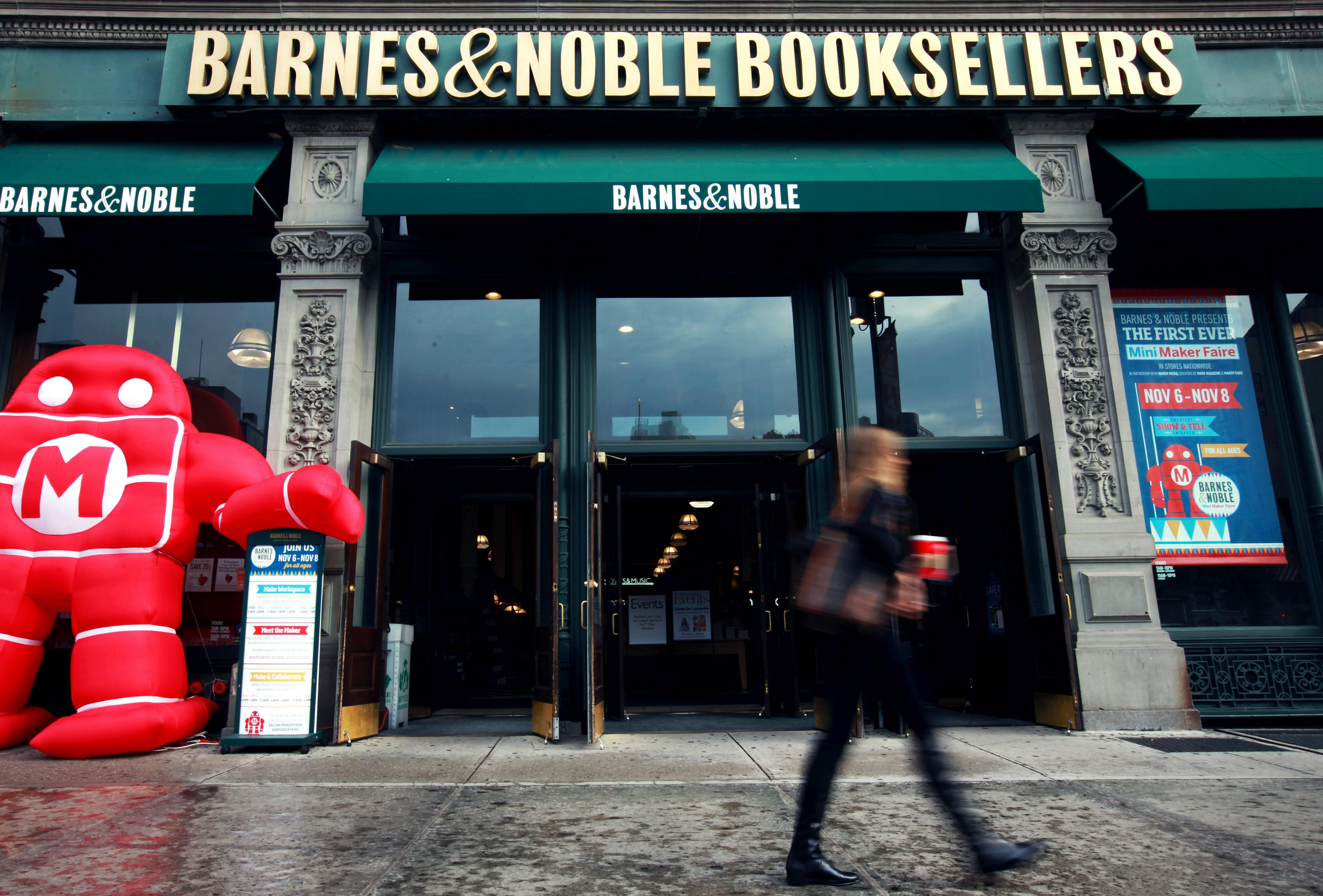 Barnes & Noble Is Trying to Win You Over with Beer