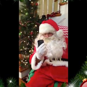 FaceTime With Santa Claus This Christmas