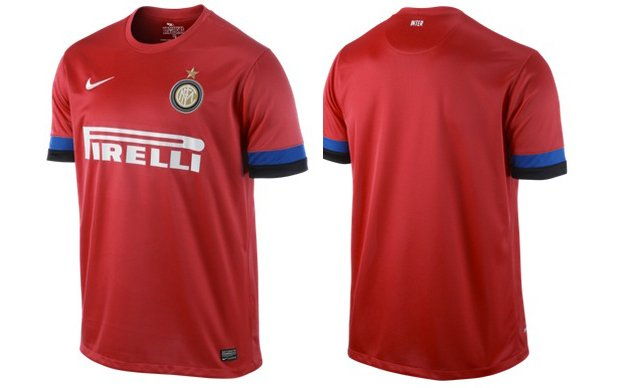 Inter Milan's new away shirt: probably not going to sell very well (Nike.com)