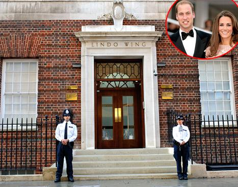 Kate Middleton Giving Birth: Lavish Details Inside Lindo Wing at St. Mary's Hospital