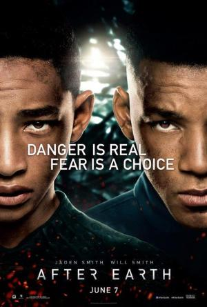 Sci-Fi Film 'After Earth' Presents Dark Future for Humanity