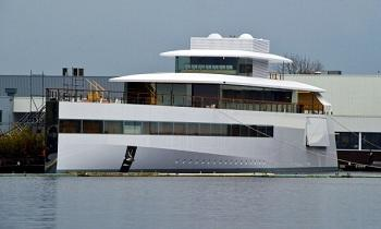 Steve Jobs' Yacht Impounded Over Alleged Unpaid $4M Bill