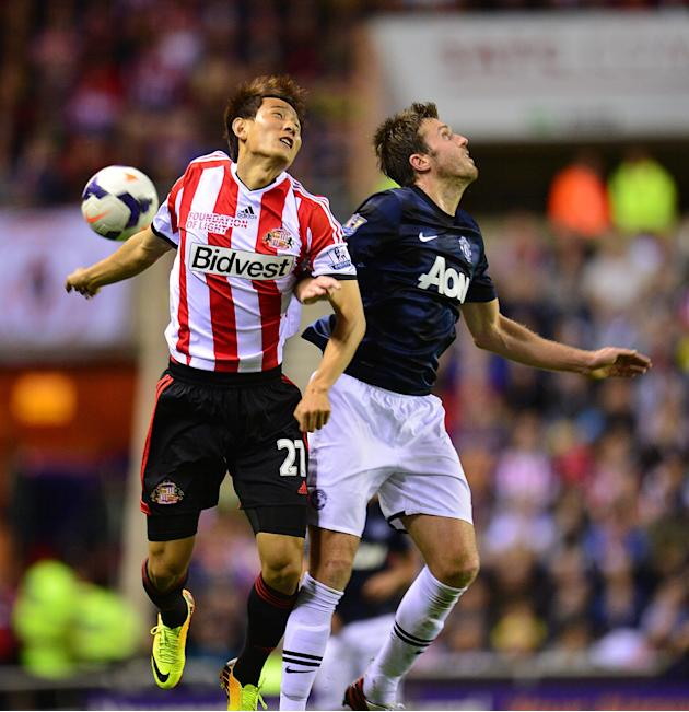Soccer - Barclays Premier League - Sunderland v Manchester United - Stadium of Light