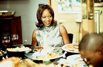 Alfre Woodard as Audrey Williams in Trimark's What's Cooking?