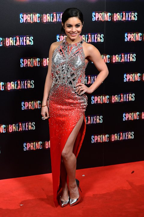 'Spring Breakers' Madrid Premiere