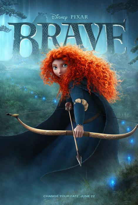Blu-ray Review: 'Brave'