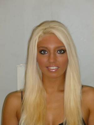 "A photo released by the New York State Police shows Alicia Guastaferro. Guastaferro, a former teen pageant princess once featured in the reality show ""Wife Swap"" is expected to plead not guilty this week to charges of prostitution and drug possession.  (AP Photo/New York State Police)"