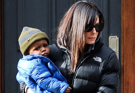 Sandra Bullock: Why I Finally Got Back to Work After Divorce, Adoption
