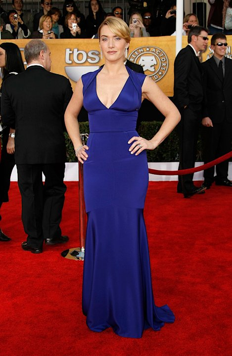 Best & Worst Overview Gallery 2009 Kate Winslet SAG Awards