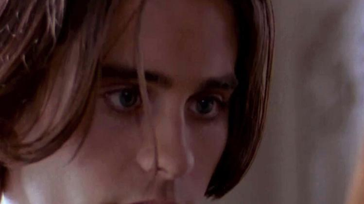 "Question: Where did Jordan Catalano finally acknowledge publicly that he liked Angela Chase on ""My So-Called Life""?"