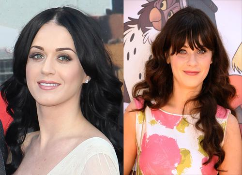 Katy and Zooey