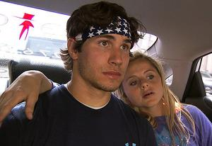 Trey and Lexi | Photo Credits: CBS