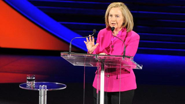 Hillary Clinton Calls Women's Rights 'Unfinished Business'
