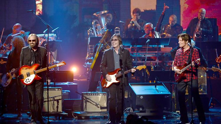 28th Annual Rock And Roll Hall Of Fame Induction Ceremony - Show