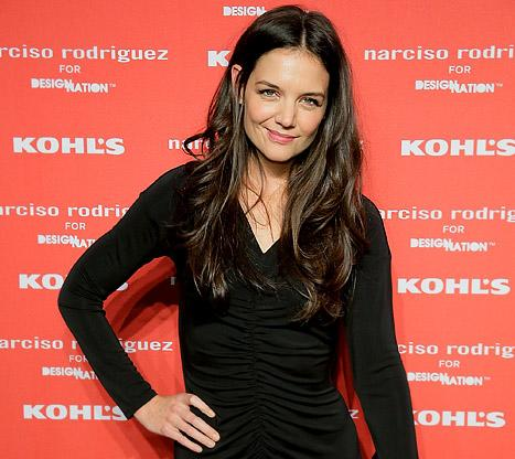 Katie Holmes' Named Co-Owner, Spokesperson for Alterna Haircare