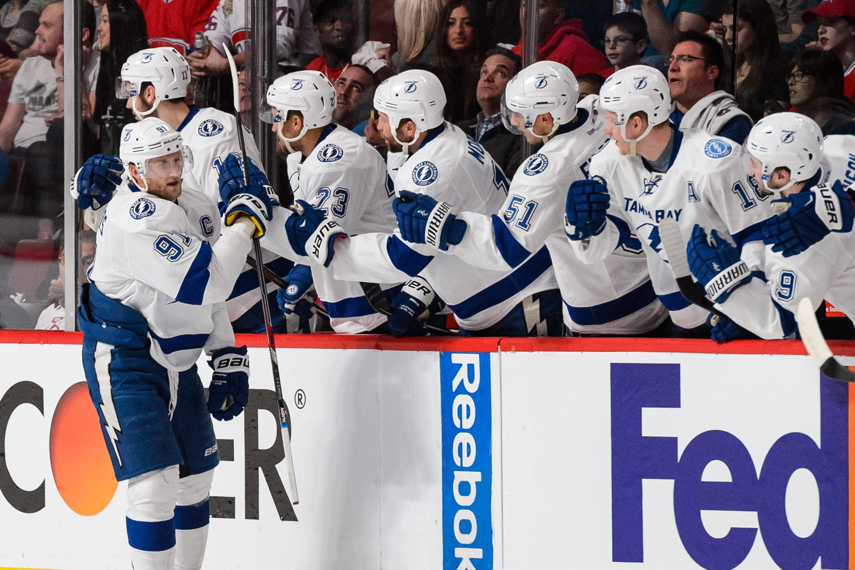 Steven Stamkos breaks through in Tampa Game 2 drubbing over Montreal (Video)