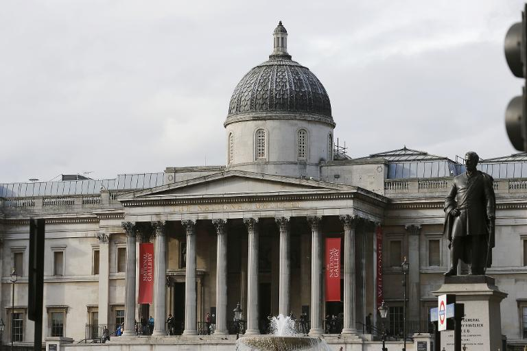 Britain's National Gallery set for five-day strike
