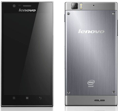 Lenovo; K900; Android; lõi tứ; CES 2013; Windows Phone 8