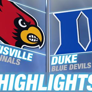 Louisville vs Duke | 2015 ACC Women's Lacrosse Championship Highlights