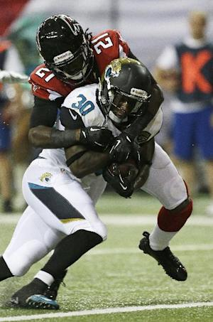 Todman has TD run as Jaguars top Falcons 20-16
