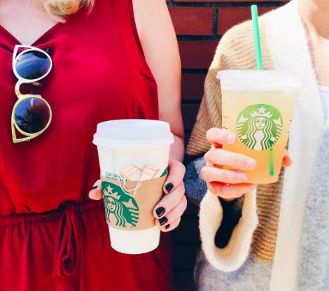 Starbucks WILL give you a free refill on your coffee — but there's a catch