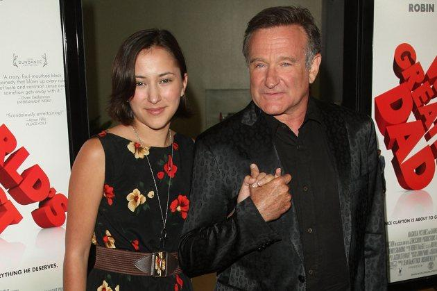 Robin Williams' Daughter Opens Up About Mourning Late Actor