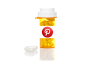 Medical Marketing on Pinterest: The Safest Place to Start Health Care Social Media image pillbottle 300x199
