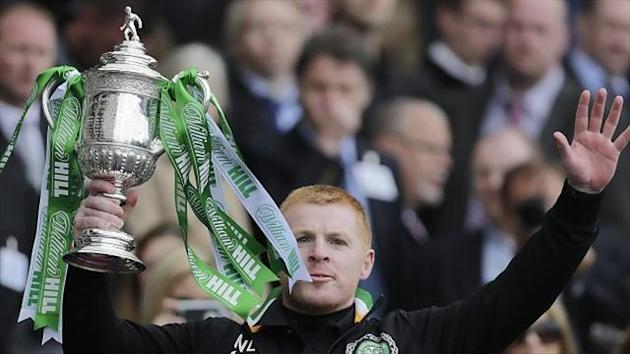Scottish Football - Lennon: Double-winners owed respect