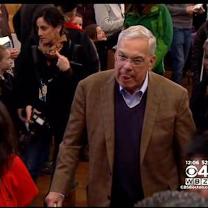 Menino Focuses On Family In Cancer Fight